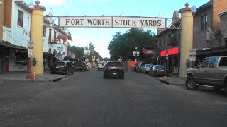 Download STOCKYARDS HISTORIC DISTRICT, FORT WORTH, TEXAS, USA Video