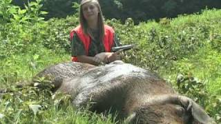 Download Hog Hunt ,40 cal auto, 16 yr old Kaylee Wilhelm, Ken Reed Productions Video