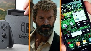 Download Nintendo Switch STOLEN + Logan BEST Comic Movie EVER? + Samsung Boss Arrested - The Know Video