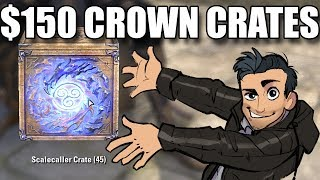 Download ESO - OPENING $150 OF CROWN CRATES (and then killing everybody) - Elder Scrolls Online Video