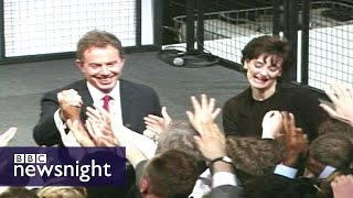 Download Robert Harris on Tony Blair: ″He was a one-man government″ - BBC Newsnight Video