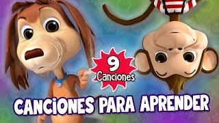 Download ENGANCHADOS MI PERRO CHOCOLO - CANCIONES PARA APRENDER Video