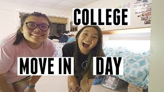 Download FRESHMAN COLLEGE MOVE IN DAY Video