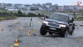 Download Jeep Grand Cherokee moose test - the full story Video