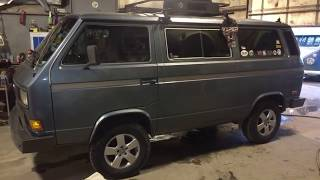 Download Volkswagen ″Soggy Syncro″ Did It Survive The Flood? Video