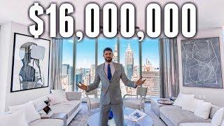 Download NYC Apartment Tour: $16 MILLION LUXURY APARTMENT Video