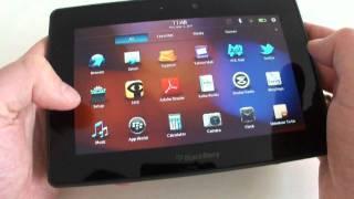Download BlackBerry PlayBook - hands on Video