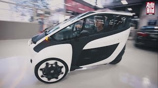 Download Review Awal Toyota i-Road di Indonesia Video