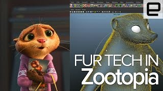 Download Zootopia's Fur Technology Video
