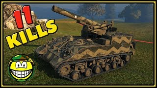 Download M40/M43 - 11 Kills - World of Tanks Gameplay Video