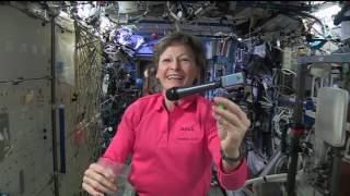 Download Rice grad Peggy Whitson breaks record for most cumulative days in space Video