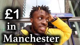 Download £1 in Manchester | everything is FREE ...but the time Video
