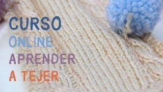 Download Curso online gratis: Aprender a tejer 1 Video