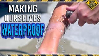 Download Making Our Skin Hydrophobic Video