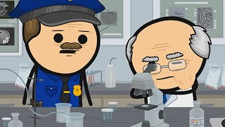 Download Forensics - Cyanide & Happiness Shorts Video