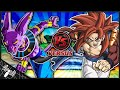 Download Bills vs Gogeta SS4. ¿Quien gana? | Dragon Ball Super. Video