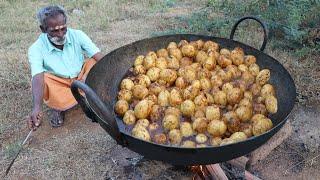 Download EGG Gravy !!! Muttai Kuzhambu Prepared by My Daddy ARUMUGAM / Village food factory Video