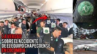 Download LA VERDAD Sobre el Accidente de Avión en Colombia con el Equipo de Fútbol Brasilero Chapecoense Video