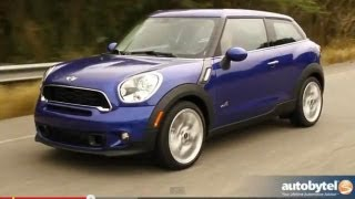 Download 2013 MINI Paceman S AWD Test Drive & Compact Crossover Video Review Video