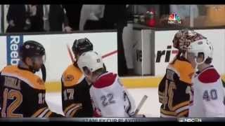 Download What Milan Lucic Said to Weise During the 2014 Playoffs Video
