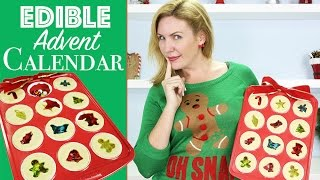 Download Cookie Christmas Calendar w/ Jolly Rancher Stained Glass & Candy Surprise Inside Video
