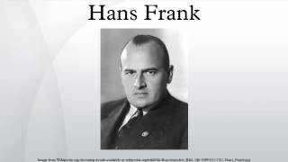 Download Hans Frank Video