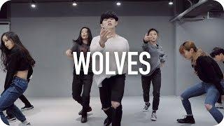 Download Wolves - Selena Gomez, Marshmello / Jun Liu Choreography Video