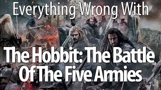 Download Everything Wrong With The Hobbit: The Battle Of The Five Armies Video
