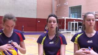 Download Nuevas incorporaciones a la absoluta de voley femenino Video