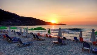 Download Golden Beach Thassos Video
