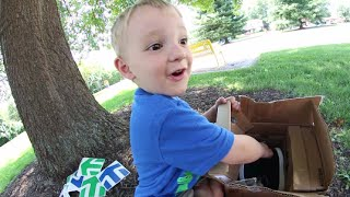 Download 3 Year Olds First Skate Package! Video