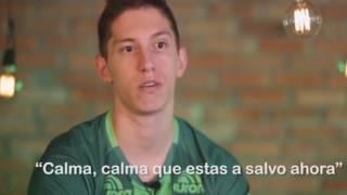 Download TESTIMONIO JACKSON FOLLMANN - SOBREVIVIENTE DEL CHAPECOENSE Video