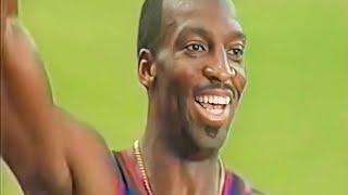 Download Michael Johnson - World Record 400m - 43.18 - High Quality Video