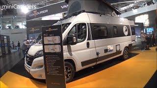 Download The Vantourer camper vans 2019 Video