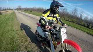 Download Honda Cr 250 Top Speed Test!!! Video