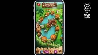 Download Sugar Kingdom, the best android puzzle game Video