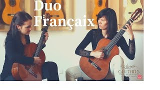 Download Duo Françaix - I. Selder and E. Lenhartová - Danzas Españolas Op. 37 - No. II Oriental by Granados Video