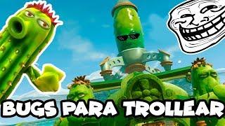 Download TODOS LOS BUGS PARA TROLLEAR En PvZ GW | Plants Vs Zombies Garden Warfare Video