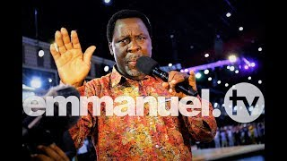 SCOAN 11/01/15: Mas Prayer, Prayer For Viewers With TB Joshua