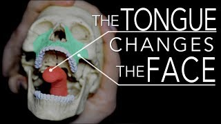 Download Attractive Face or Not? It depends on Tongue Posture Video