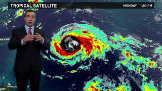 Download Tracking Hurricane Irma: Outlook for Sept. 4, 2017 Video