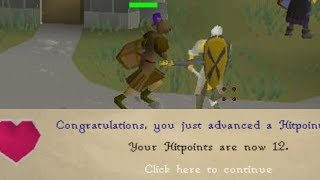 Download I got 12 Hitpoints on RUNESCAPE! And then this happened... Video