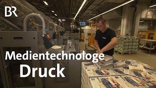 Download Medientechnologe/-in Druckverarbeitung | Ausbildung | Beruf Video