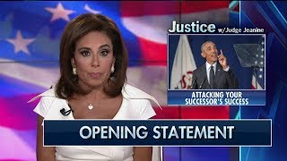 Download Pirro to Obama: 'Your Lies, Your Policies and Your Divisiveness' Are Why Trump Is President Video