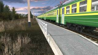 Download Trainz Simulator 12 Gameplay - Balezino-Mosti Official MP (03) Video