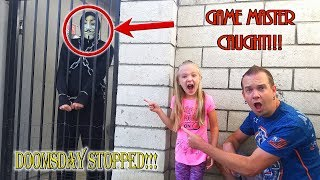 Download Game Master Caught! Project Zorgo Doomsday Date Stopped! Is YouTube Safe Now??? Video