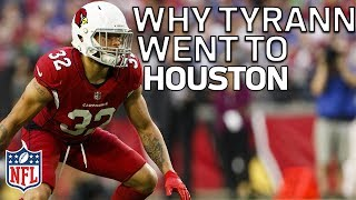 Download Why Did Tyrann Mathieu Sign With Houston? | NFL Video
