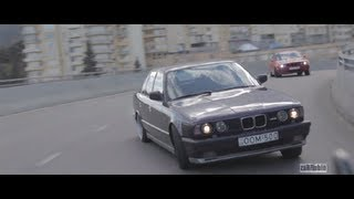 Download BMW M5 Street Drift! Giorgi Tevzadze(NeedForDrive) & Eric Davidovich(Smotra.ru) by zaRRubin Video