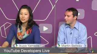 Download YouTube Developers Live: Streaming like a boss with Capella Systems' Cambria Live Studio Video