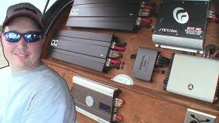 Download CRAZY Car Audio Systems w/ SHATTERED Windshield BASS FLEX & Loud C-Pillar Subwoofer Wall Install Video